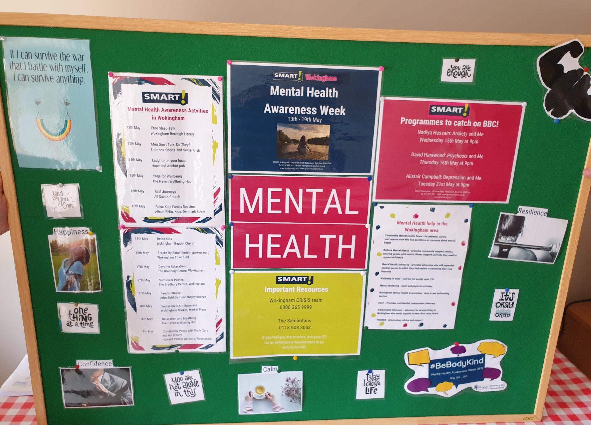 mental health awareness week - photo #19